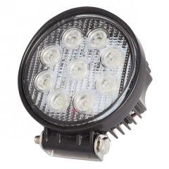 Projecteur LED 27W 9-33VDC IP68 Voitures Et Bateaux KD-WL-235-27W-CW  - Couleur Blanc froid