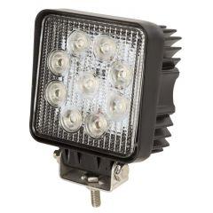 Projecteur LED 27W 9-33VDC IP68 Voitures Et Bateaux KD-WL-236-27W-CW  - Couleur Blanc froid