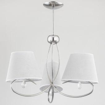 """Lampe Suspendue """" SIENA"""" 3xE14 Sans Ampoule [ALF-20433]  - Couleur Sans ampoule/voir accessoires"""
