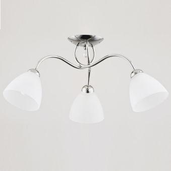"""Plafonnier """"Jaune """" 3xE27 Sans Ampoule [ALF-23743]  - Couleur Sans ampoule/voir accessoires"""