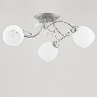 """Plafonnier """" LIVIA II"""" 3xE14 Sans Ampoule [ALF-23763]  - Couleur Sans ampoule/voir accessoires"""