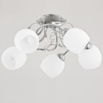 """Plafonnier """" LIVIA II"""" 5xE14 Sans Ampoule [ALF-23765]  - Couleur Sans ampoule/voir accessoires"""