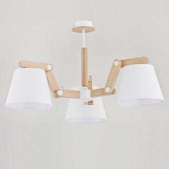 """Plafonnier """" JOGA  R"""" 3xE27 Sans Ampoule [ALF-23973]  - Couleur Sans ampoule/voir accessoires"""