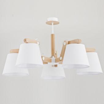 """Plafonnier """" JOGA  R"""" 5xE27 Sans Ampoule [ALF-23975]  - Couleur Sans ampoule/voir accessoires"""