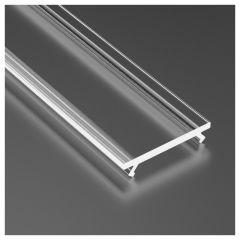 Diffuseur Profil A,B,C,D y Z PMMA-Transparent-2,02M  - Difusor Frozen