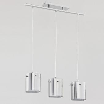 """Lampe Suspendue """" CendreLEY"""" 3xE27 Sans Ampoule [ALF-24513]  - Couleur Sans ampoule/voir accessoires"""