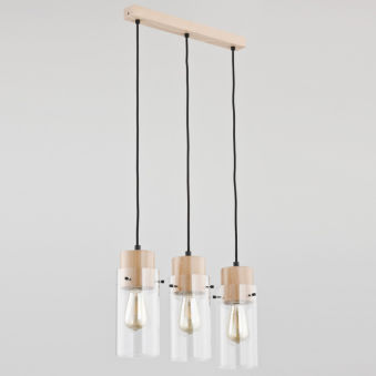 """Lampe Suspendue """" TANTUM """" 3xE27 Sans Ampoule [ALF-60176]  - Couleur Sans ampoule/voir accessoires"""
