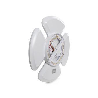 Plafonnier Musical à LED Lanzarote 48W3000K-6500K+3W RGBBleutooth