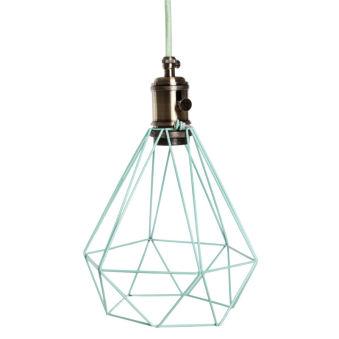 """Lampe À Suspension """"Stockholm"""" [AM-AT532]"""