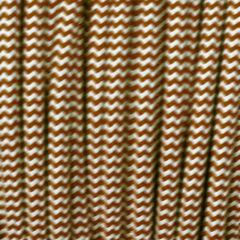 [AM-AX337]Câble Textile Rond x1M