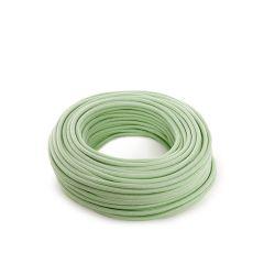 Cable Menthe Verte 2X0,75  x 1M