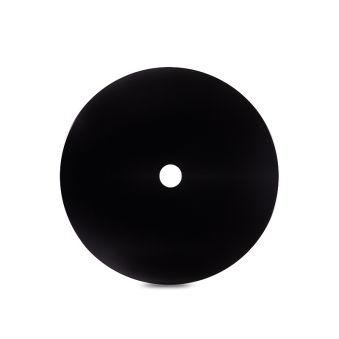 Disque ConcaveMétalNoir Ø40Cm (Douille Non Inclus)