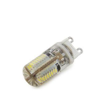 Ampoule À LED G9 64 X SMD3014 3W 200Lm 30.000H  - Couleur Blanc chaud