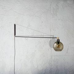 """Applique Murale """"Crane"""" 1xE27 Sans Ampoule [MIM-9374]"""