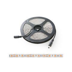 Bande de  Led 300 X SMD5050 12VDC 60W IP65Rose x 5M  - Couleur Rose