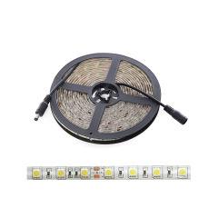 Bande de  Led  300 LEDs 60W SMD5050 24VDC IP65 x 5M  - Couleur Blanc Neutre