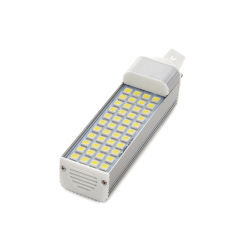 Ampoule À LED G24 4Épingles De 40 X SMD5050 8W 680Lm 30.000H  - Couleur Blanc chaud
