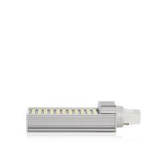 Ampoule À LED G24 40 X SMD5050 8W 680Lm 30.000H  - Couleur Blanc chaud