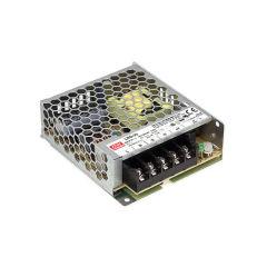 LRS-35-5  Transformateur MEANWELL In: 85-264VAC Out: 5VDC 7A 35W Isolation 3750VAC EN60335-1/EN615558