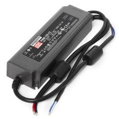 Transformateur LED Meanwell 120W 230VAC/12VDC Ajustable 0-10V IP67