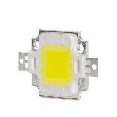LED Haute Puissance COB30 10W 1000Lm 50.000H  - Couleur Blanc chaud