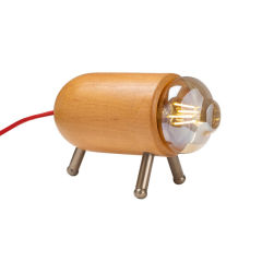 "Lampe de table ""Itajai"" [OPV-521SHN2216]"