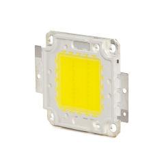 LED Haute Puissance COB30 20W 2000Lm 50.000H  - Couleur Blanc chaud