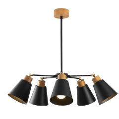 """Lampe Suspendue """"Manavgat""""Blanc 5 x E 27 Sans Ampoule [OPV-525NOR1248]"""