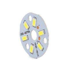 Module 6 LEDs Ø32Mm 3W 300Lm 50.000H  - Couleur Blanc chaud