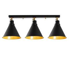 """Lampe Suspendue """"Berceste"""" Vintage 1 x E 27 Sans Ampoule [OPV-525NOR1309]"""