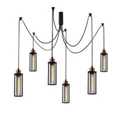 """Lampe à suspension """"Cochabamba"""" [OPV-525NOR1466]"""