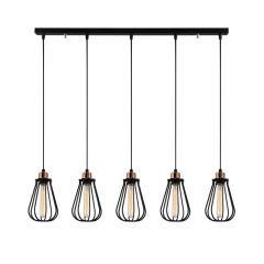 "Lampe à suspension ""Kikwit"" [OPV-525NOR1513]"