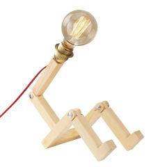 """Lampe DeTable """"Milet - N-835"""" Blanc Neutre 1xE27 Sans Ampoule [OPV-525NOR2149]"""