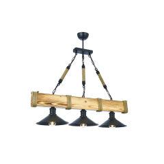 "Lampe à suspension ""Feira de Santana"" [OPV-890BCN1120]  - Finition Dark"