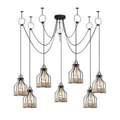 "Lampe à suspension ""Saltillo"" [OPV-892OPV1690]"