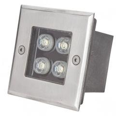 Projecteur LED IP67 Encastré 4W 380Lm 30.000H Kimberly