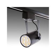 Spot LED Sur Rail 7W 700Lm 30.000H Ashley  - Couleur Blanc froid - Cuerpo Blanc