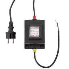 Transformateur LED 60W 230VAC/12VAC Submersible IP68
