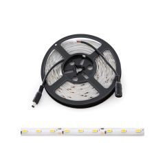 Pack 4 Bande De LED 300 X SMD5050 12VDC IP65  - Couleur Blanc froid