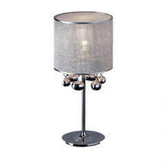 [SCH-174414] Lampe De Table Andromeda 1xE14 Avec Ampoule Blanc Chaud  - Couleur Blanc chaud