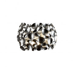 [SCH-266782N] Applique Narisa 2xE14 Avec Ampoule Blanc Chaud  - Couleur Blanc chaud