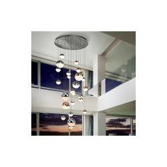 "Lampe À Suspension ""Sphere""  [SCH-793960GK]"