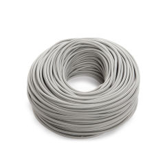 Câble Rond 2X0,75Rouge x 1M