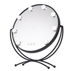 Miroir de Maquillage Illuminé 48x43CmNoir