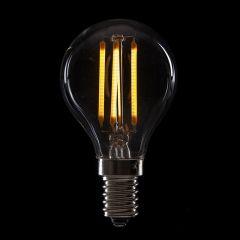 Ampoule À LED Filament Vintage G45 E14 4W 400Lm  - Couleur Blanc chaud