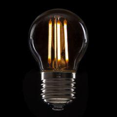 Ampoule À LED Filament Vintage G45 E27 4W 400Lm  - Couleur Blanc chaud