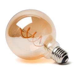 Ampoule À Filament LED E27 4W 380Lm 30,000H [WR-G95-4W-R]