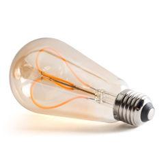 Ampoule À Filament LED E27 4W 380Lm 30,000H [WR-ST64-4W-R2]