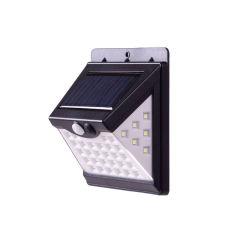 Applique Solaire IP65 270º 40xLED SMD Motion Light Sensor - Blanc Froid