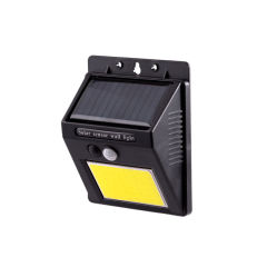 Applique Solaire IP65 180º 150xLED SMD Motion Light Sensor - Blanc Froid